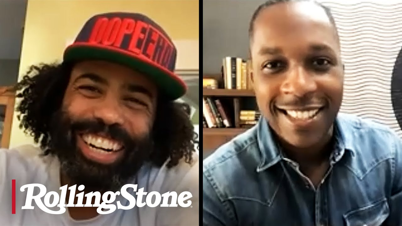 Actors Daveed Diggs & Leslie Odom Jr. Discuss 'Hamilton,' 'Snowpiercer' and More | Spoken Dialogue