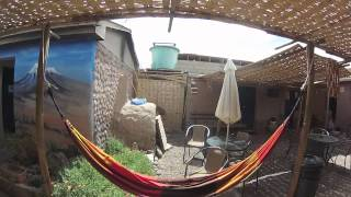 Volta ao Mundo: Hostal Mama Tierra - San Pedro de Atacama, Chile