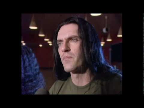 Peter Steele of Type O Negative interview 1997