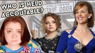 fangirls and stage favourites: who is held accountable when things go too far?