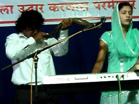 Sunny Vishwas at Satveds Mahotsav,Kolhapur