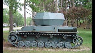 The Flakpanzer Restoration Project