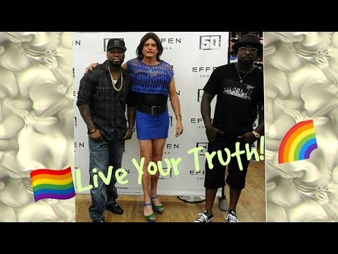 50 Cent Young Buck Transgender Beef. Mister Cee Says Live Your Truth