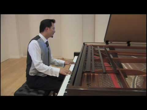Terence Koo: JESSICAS THEME (Stuart & Sons Piano)