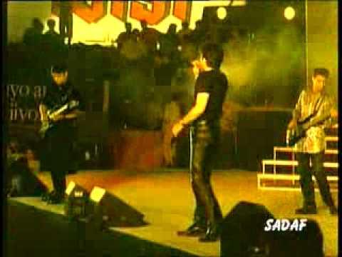 Junaid Jamshed - Na Tu Aayege Live concert