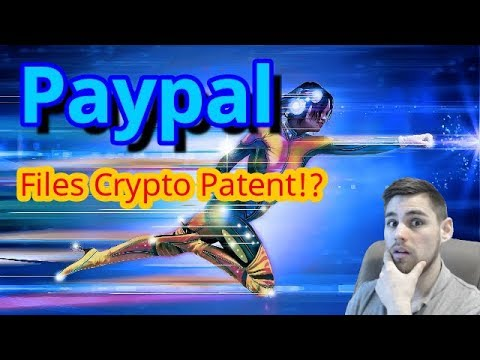 PAYPAL Files Crypto Patent! 😮