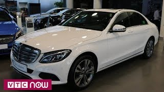 Mercedes C250: Sang Trọng, Thực Dụng, Dành Cho Phái đẹp