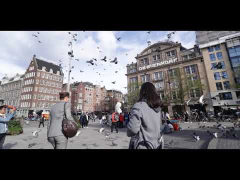 Amsterdam, Netherlands (travel video)