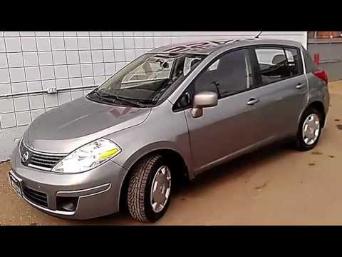 Beautiful 2009 Nissan Versa Hatch