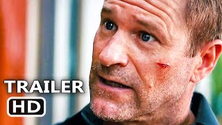 LINE OF DUTY Trailer (2019) Aaron Eckhart, Drama Movie
