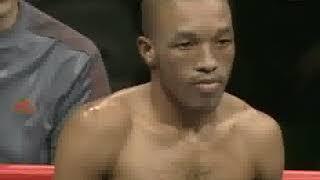 長谷川穂積 vs シンピウェ・ベチェカ(WBC世界バンタム級タイトルマッチ)1/2