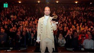 Lin Manuel Miranda Releases New 'Hamilton' Song