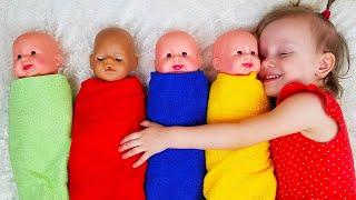 Are you sleeping Brother John Canción   Canciones Infantiles con Alex y Nastya