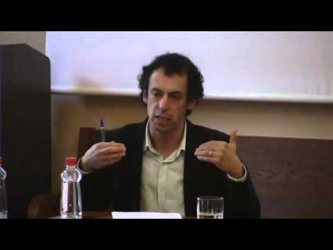 Part 3/7: Tomáš Zahradníček: »The federalization of a federal parliament«