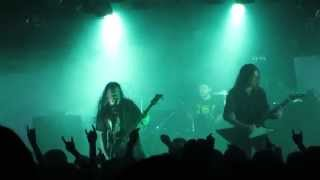 Carcass Live in Japan - Unfit for Human Consumption
