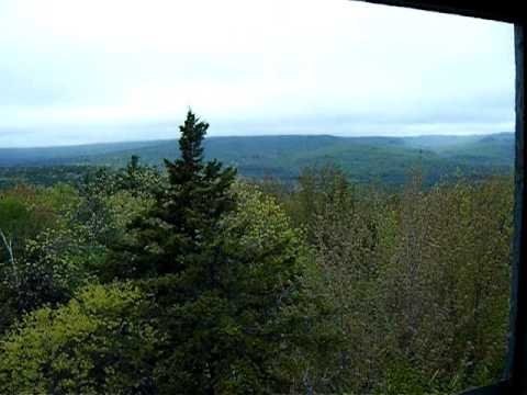 Conway new hampshire fire tower