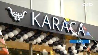 """""""Karaca"""" brendinin yeni mağazasının açılışı - ARB TV"""