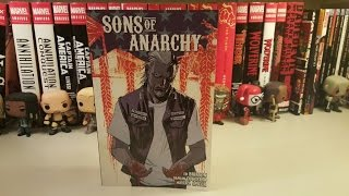 Sons Of Anarchy Vol 3 Review By Ed Brisson and Damian Courceiro