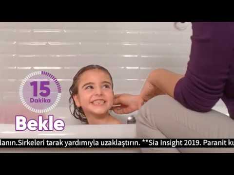 Paranit Yeni Bit Tedavi Şampuan Reklam Filmi