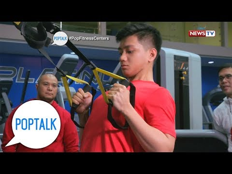 PopTalk: Burn more fat in 'Platinum Executive Fitness Gym & Health Club!'