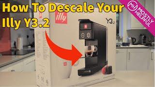 Illy Y3.2 Coffee Machine - Des…