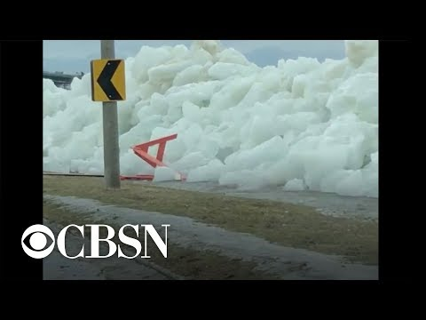 Some Guy Named Tias - an ICE TSUNAMI is a thing!!! and YOU thought it was called in HRVA