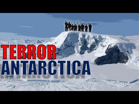 Antarctica : Terror Warning