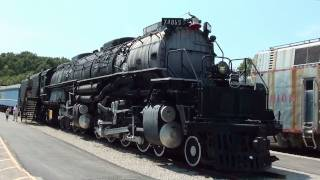 1941 Union Pacific Big Boy Locomotive #4006