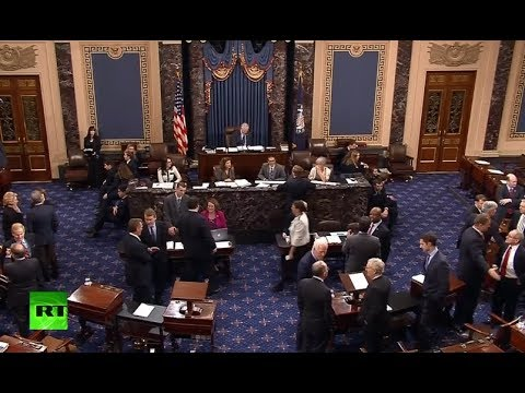 US Senate to vote in attempt to end government shutdown