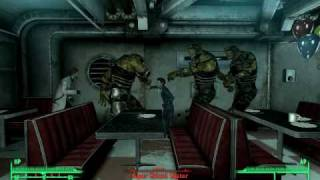 Fallout 3 - Super Mutants at your Birthday Party