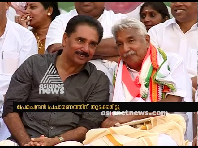 Election 2019 | RSP candidate N. K. Premachandran starts election campaign in Kollam