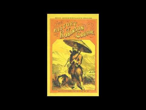 Free HD Audio Book: The History of Robinson Crusoe (Public Domain Audiobook)