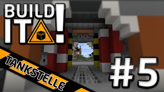Build It! - Tankstelle #5 Zauberhafte Computerwelt | Minecraft | Porkchop Media