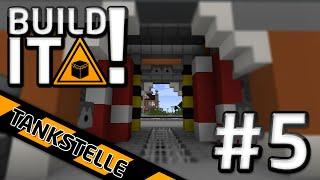 Build It! - Tankstelle #5 Zauberhafte Computerwelt   Minecraft   Porkchop Media