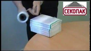 Стретч-пленка для упаковки печатной продукции(Стретч пленка. Упаковка печатной продукции. www.seko-pack.com.ua., 2012-10-26T13:06:42.000Z)