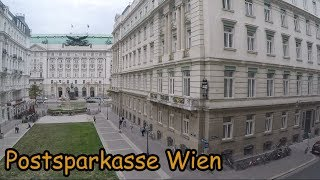 ✉️Otto Wagner Postsparkasse Wien Tag der offenen Tür Open House 2017 📬