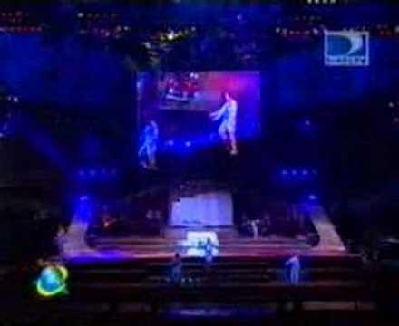 *Nsync - Bye Bye Bye (ao vivo no Rock In Rio Brasil)