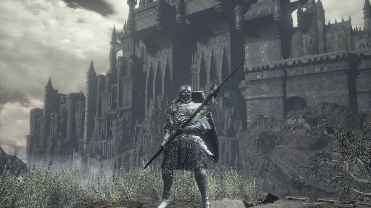 Dark Souls 3 PvP: Blessed Build (SL60) - YouTube  |Blessed Souls Productions