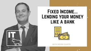 Fixed Income - Adam Curtis