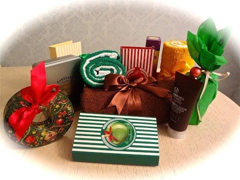 Наборы для подарков