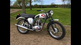 bsa c15 1959 250cc for sale