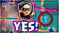 "LEAKED ""BANDIT"" GAMEPLAY & ARENA 11 BANDIT CHALLENGE! New Clash Royale Update"