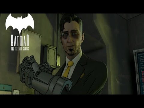 Batman The Telltale Series Episode 4 Go To Wayne Enterprises (Choices)