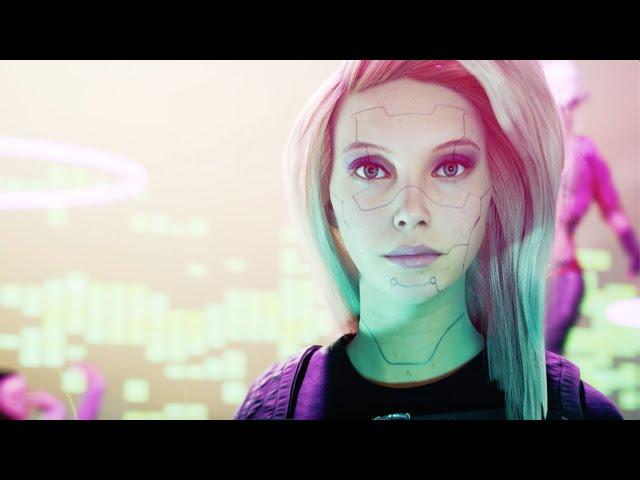 W&W x AXMO ft. Giin - Skydance (Official Video)