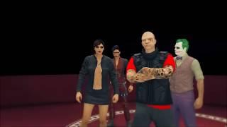 Gta online - ps4 - mission - Crime Scenester - (Ma) Lester