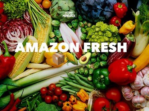 Come funziona Amazon Fresh in USA