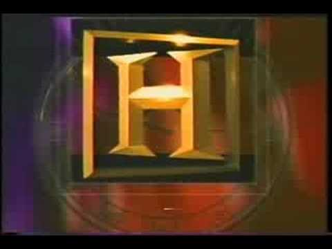 History Channel Logo 2001