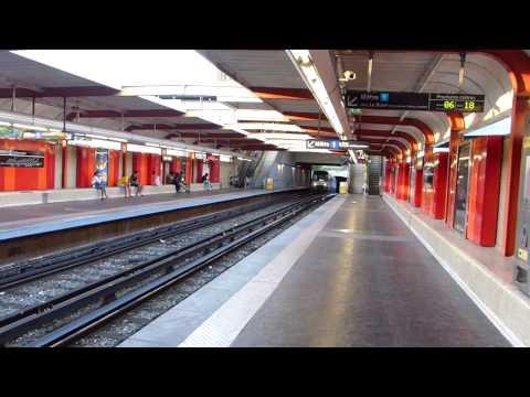 Marseille Metro Extravaganza 30 June 2014