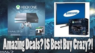 Did BestBuy Lose Their Minds With These Xbox One Deals?!