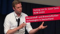 Vortrag: Wasserstoff- und Brennstoffzellentechnologien in Deutschland